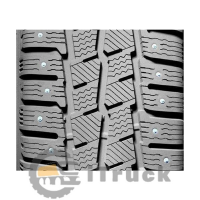 Шина зимняя MICHELIN Agilis X-Ice North 205/65 R16C 107/105T шип